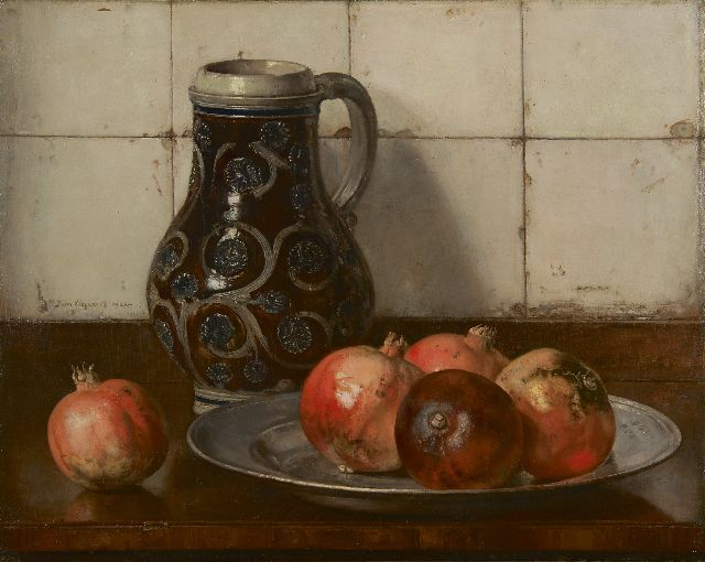 Jan Bogaerts | A still life, oil on canvas, 40.0 x 50.0 cm, signed l.c. and dated 1932